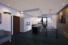 RD Revoluční - vizualizace obývacího pokoje 1_10