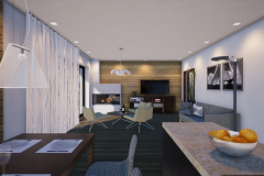 RD Revoluční - vizualizace obývacího pokoje 1_12