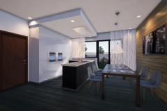 RD Revoluční - vizualizace obývacího pokoje 1_09